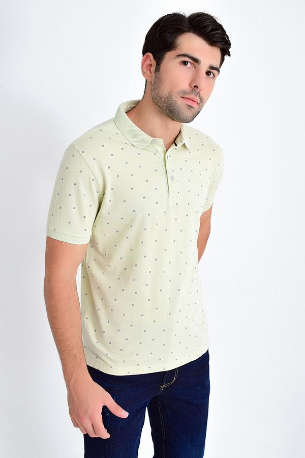 HATEMOĞLU - Limon - Baskılı Regular T-shirt