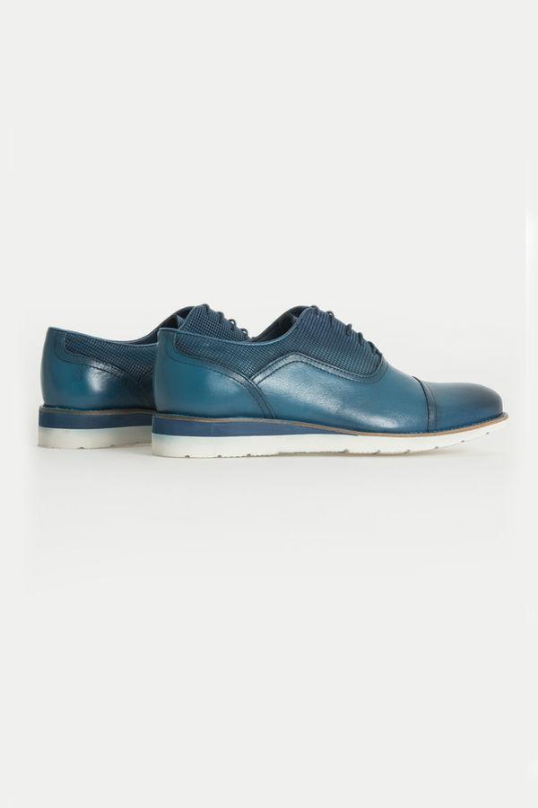 Hatem Saykı - Mavi Günlük Casual Ayakkabı (1)