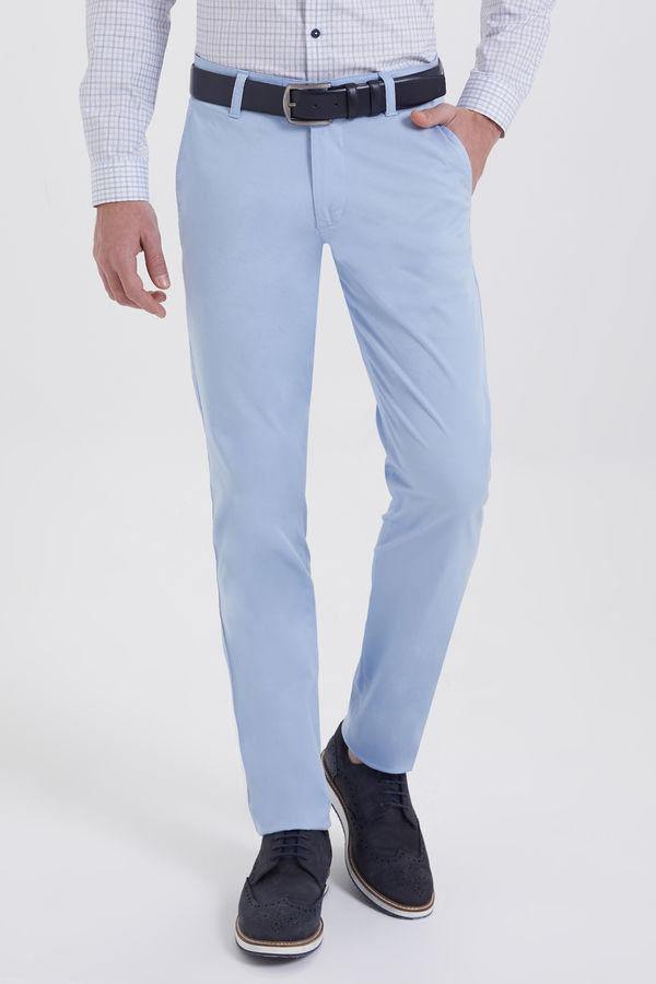 HATEMOĞLU - Mavi Regular Pantolon