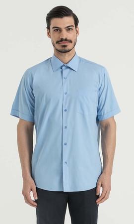 Hatemoğlu - Klasik Mavi Gömlek