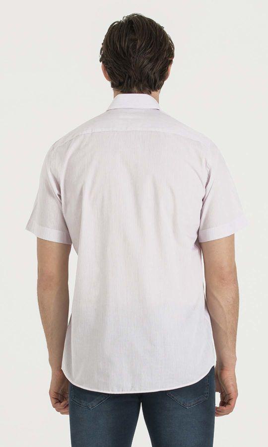 Dinamik Pembe Gömlek