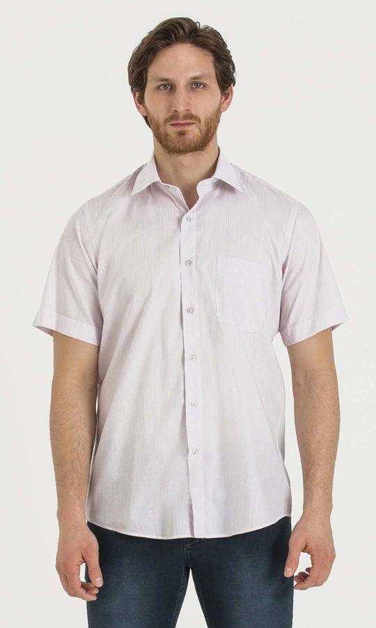HATEMOĞLU - Dinamik Pembe Gömlek