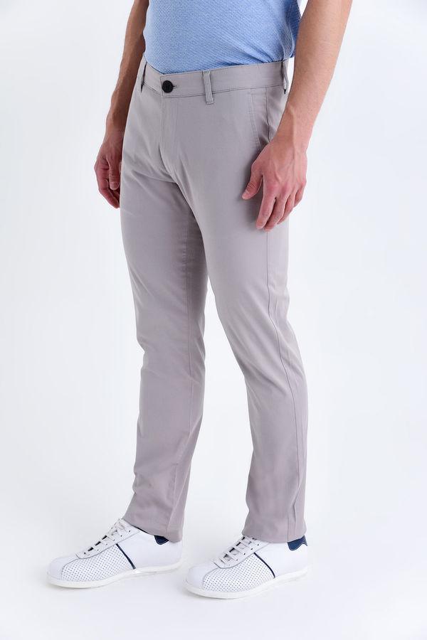 Regular Bej Pantolon