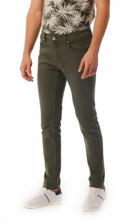 Hatem Saykı - Haki Regular Fit Spor Pantolon