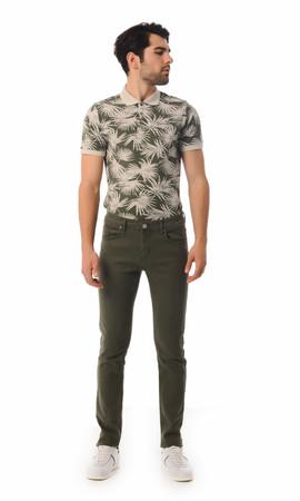 Hatem Saykı - Haki Regular Fit Spor Pantolon (1)