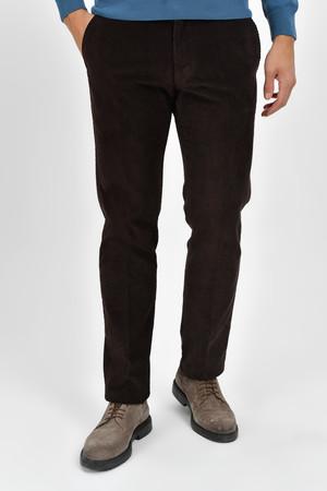 Hatemoğlu - Regular Kahverengi Pantolon