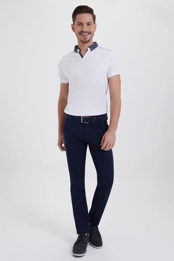 Lacivert Regular Fit Spor Pantolon