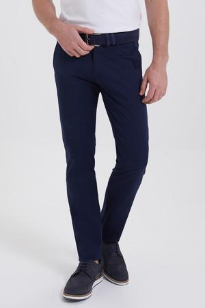 Hatemoğlu - Lacivert Regular Fit Spor Pantolon