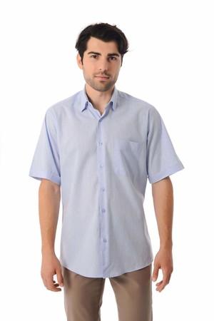 Hatemoğlu - Regular Mavi Gömlek