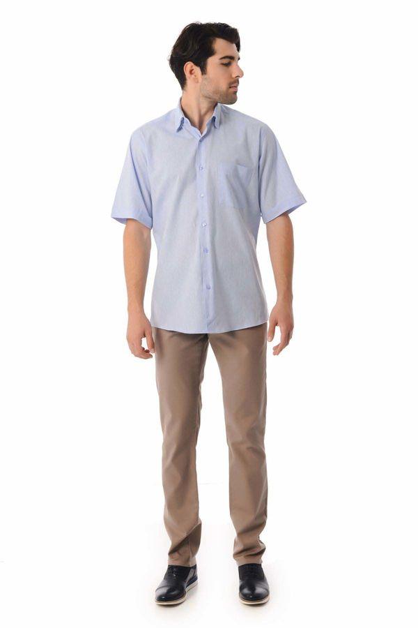 Hatemoğlu - Regular Mavi Gömlek (1)