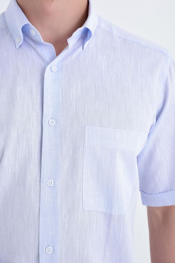 Regular Mavi Gömlek