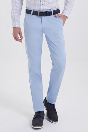 Hatemoğlu - Regular Mavi Pantolon