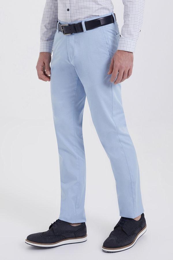 Regular Mavi Pantolon