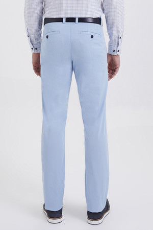 Regular Mavi Pantolon - Thumbnail