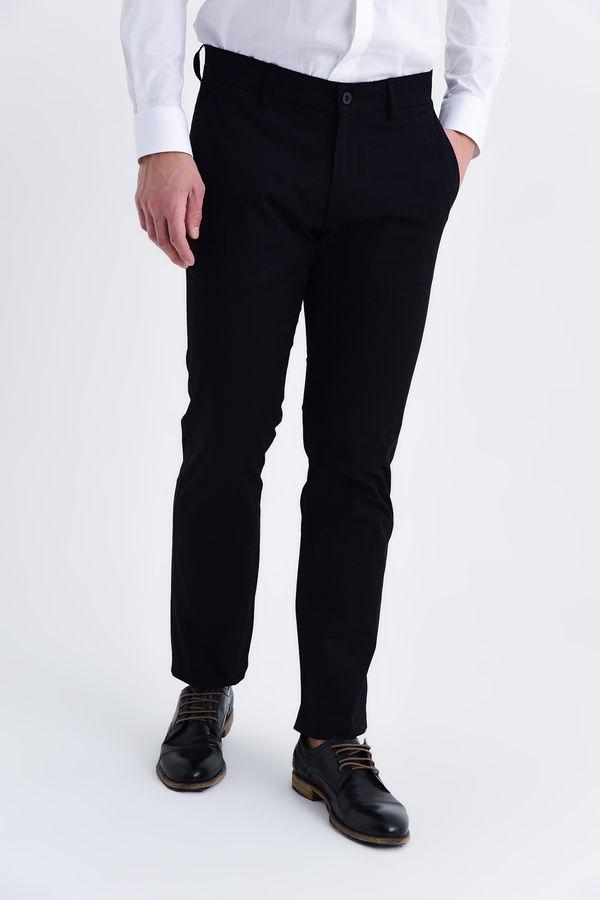 Regular Siyah Pantolon