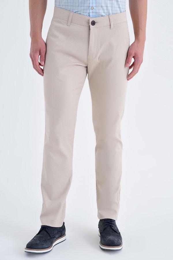 Ekru Regular Fit Spor Pantolon
