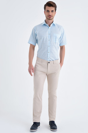 Hatemoğlu - Ekru Regular Fit Spor Pantolon (1)