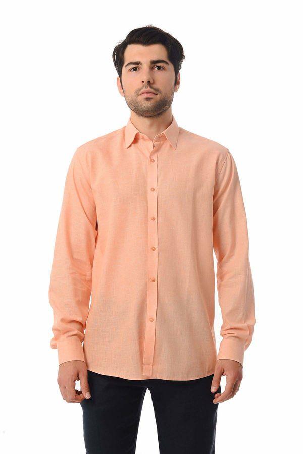 Hatemoğlu - Regular Turuncu Gömlek