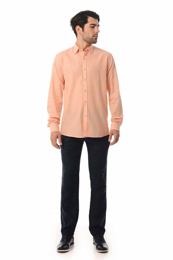 Hatemoğlu - Regular Turuncu Gömlek (1)