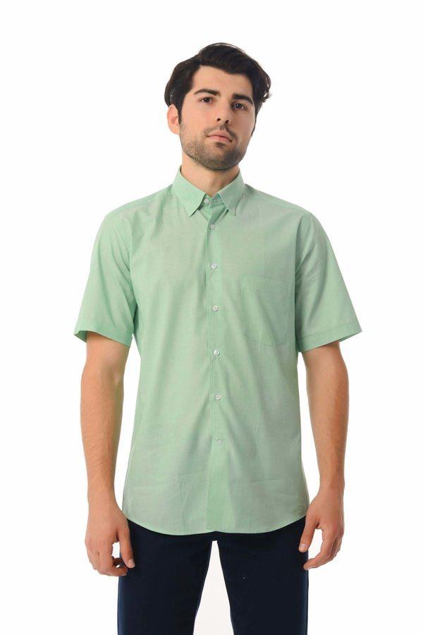 Hatemoğlu - Regular Yeşil Gömlek