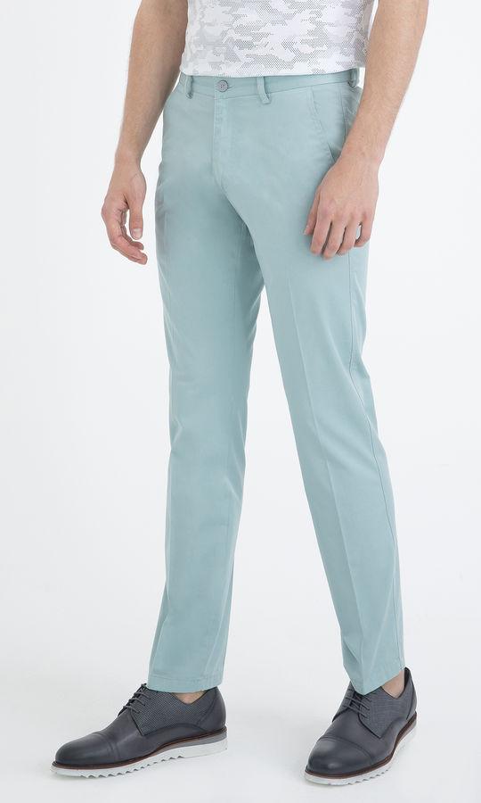 Turkuaz Regular Fit Spor Pantolon