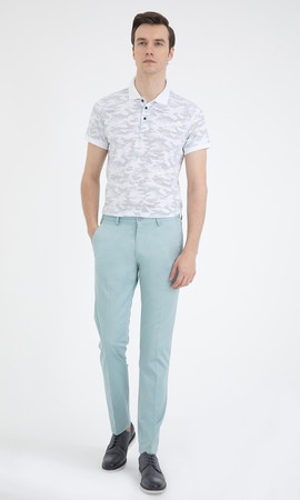 Hatemoğlu - Turkuaz Regular Fit Spor Pantolon (1)