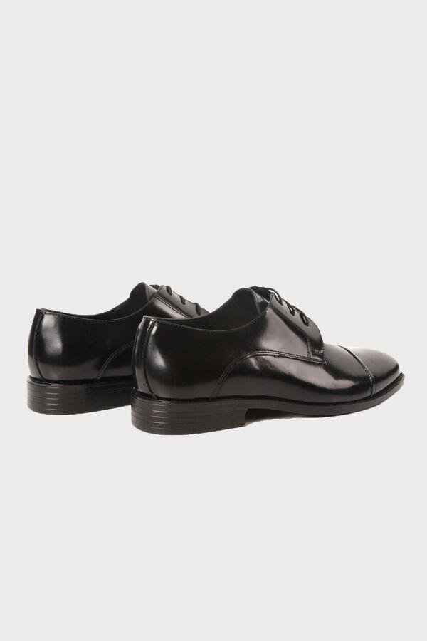 Hatemoğlu - Siyah Rugan Ayakkabı (1)