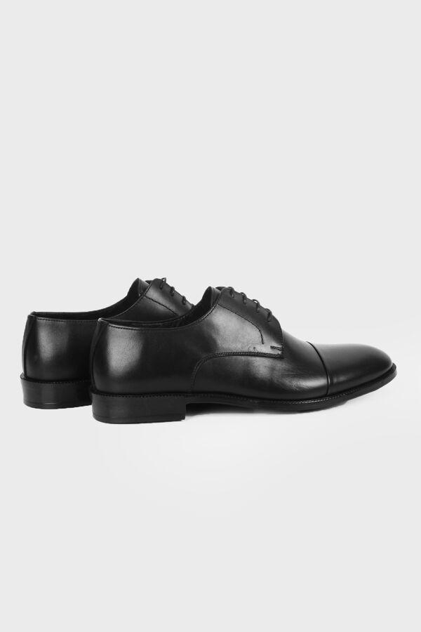 Hatemoğlu - Siyah Analin Basic Ayakkabı (1)