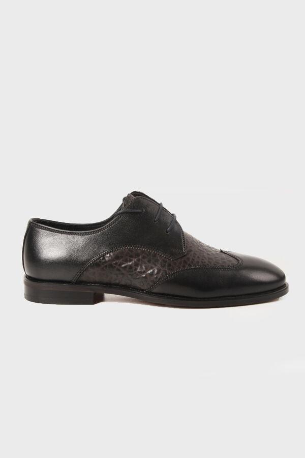 Hatem Saykı - Siyah Klasik Ayakkabı