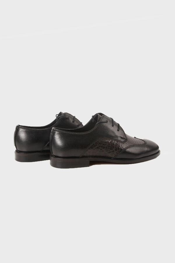Hatem Saykı - Siyah Klasik Ayakkabı (1)