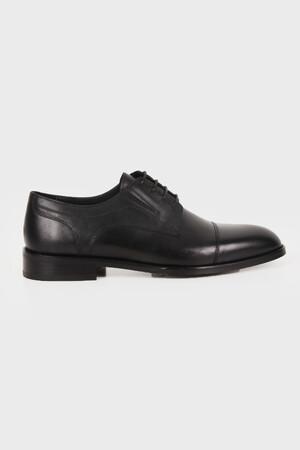 HATEMOĞLU - Siyah Klasik Ayakkabı