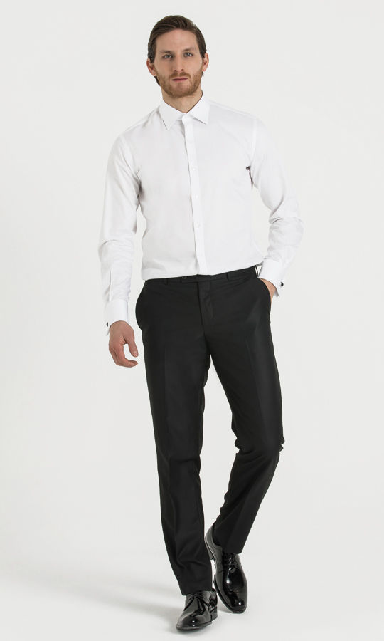 HATEMOĞLU - Siyah Dinamik Pantolon (1)
