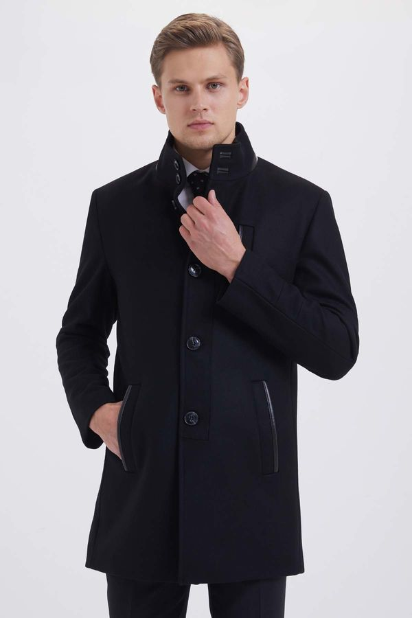 HATEM SAYKI - Siyah Palto