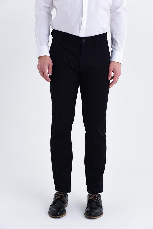 HATEMOĞLU - Siyah Regular Pantolon