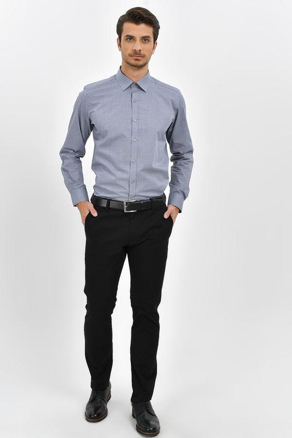 HTML - Siyah Slim Fit Pantolon (1)