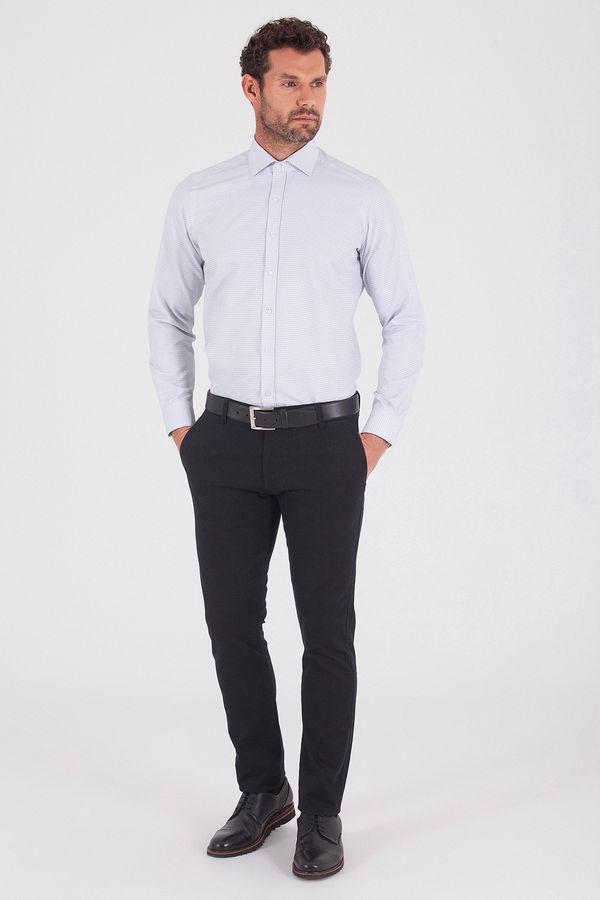 Hatemoğlu - Siyah Slim Fit Gömlek (1)