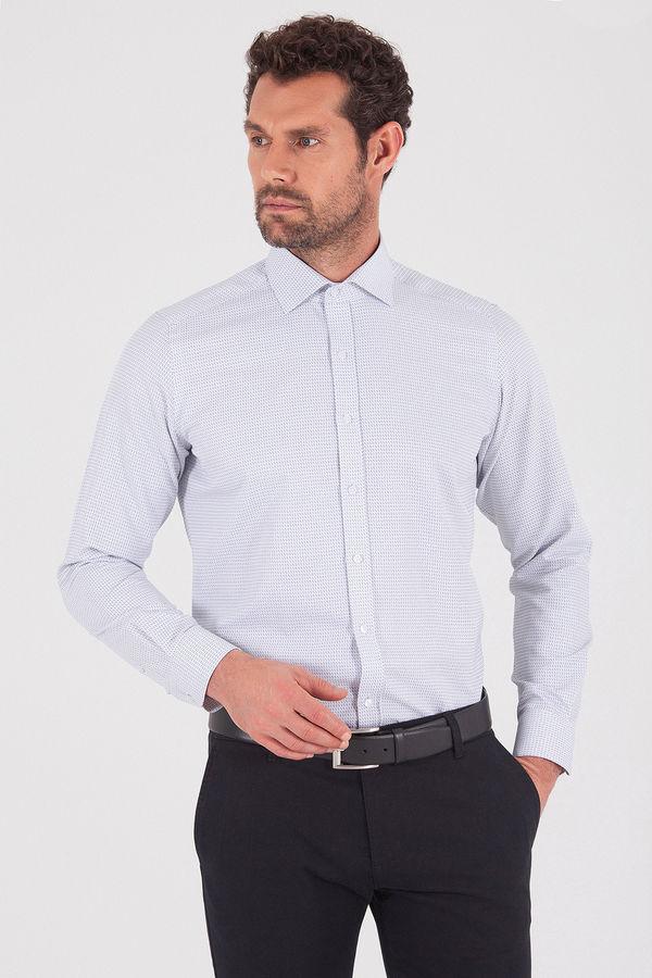 Hatemoğlu - Siyah Slim Fit Gömlek