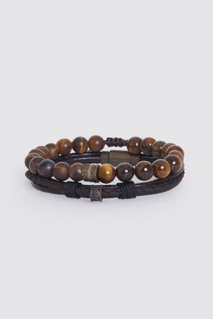 Siyah - Kahverengi Aksesuar - Thumbnail