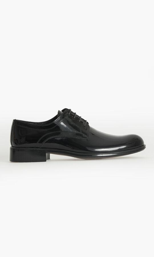 Hatemoğlu - Siyah Rugan Ayakkabı