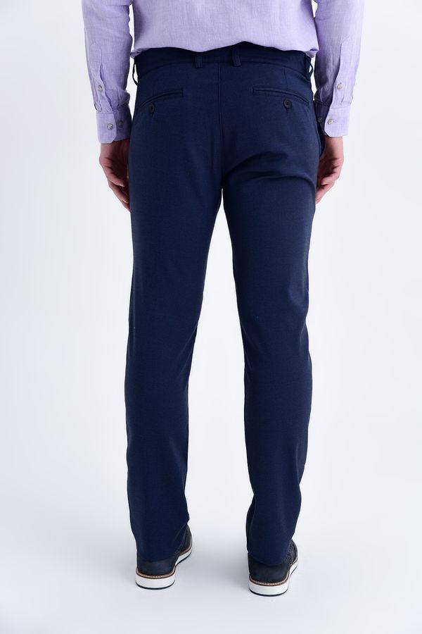 Slim Fit Mavi Pantolon