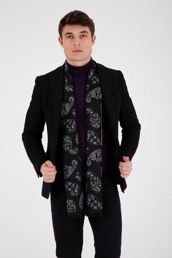 Slim Fit Siyah Ceket