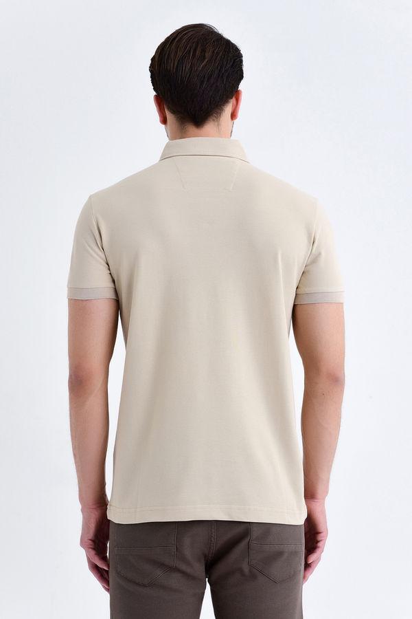 Tas Baskılı Regular T-shirt