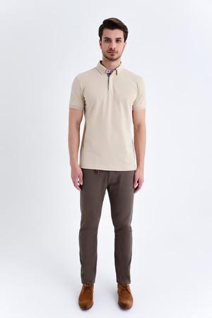 Tas Baskılı Regular T-shirt - Thumbnail