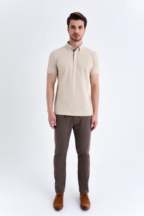 HTML - Tas Baskılı Regular T-shirt (1)
