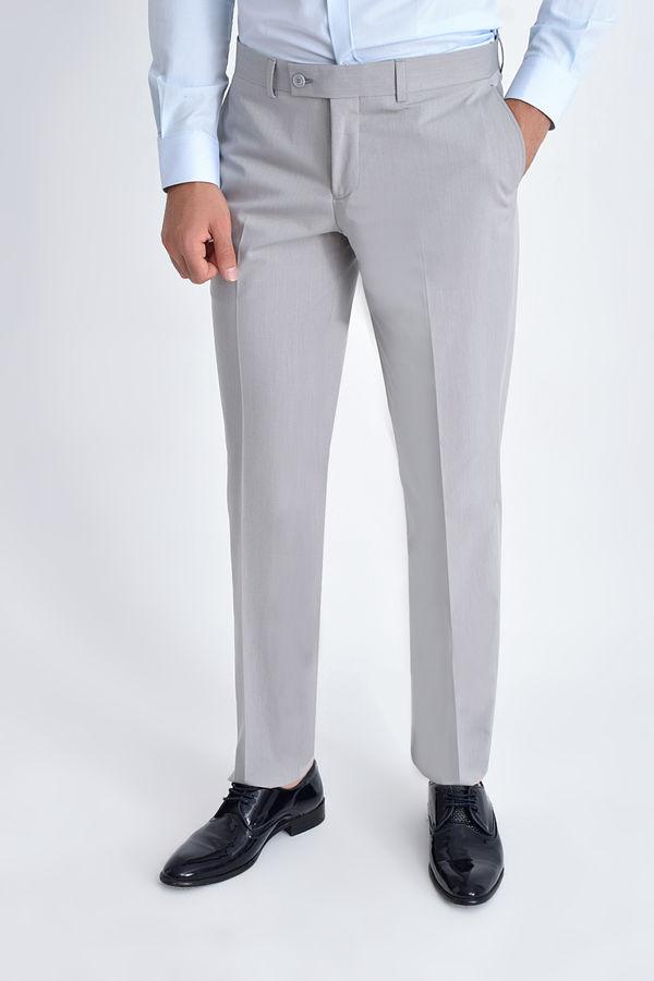 HATEMOĞLU - Vizon D Desenli Klasik Pantolon