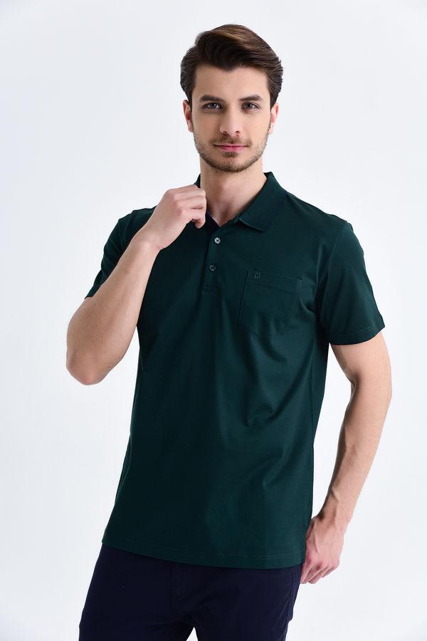 HATEMOĞLU - Yesil - Regular T-shirt